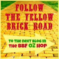 Bento Blog Hop for Oz - The Great and Powerful
