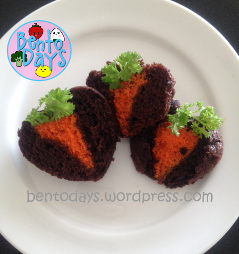 how to make cute carrot patch cupcakes or cakes for easter