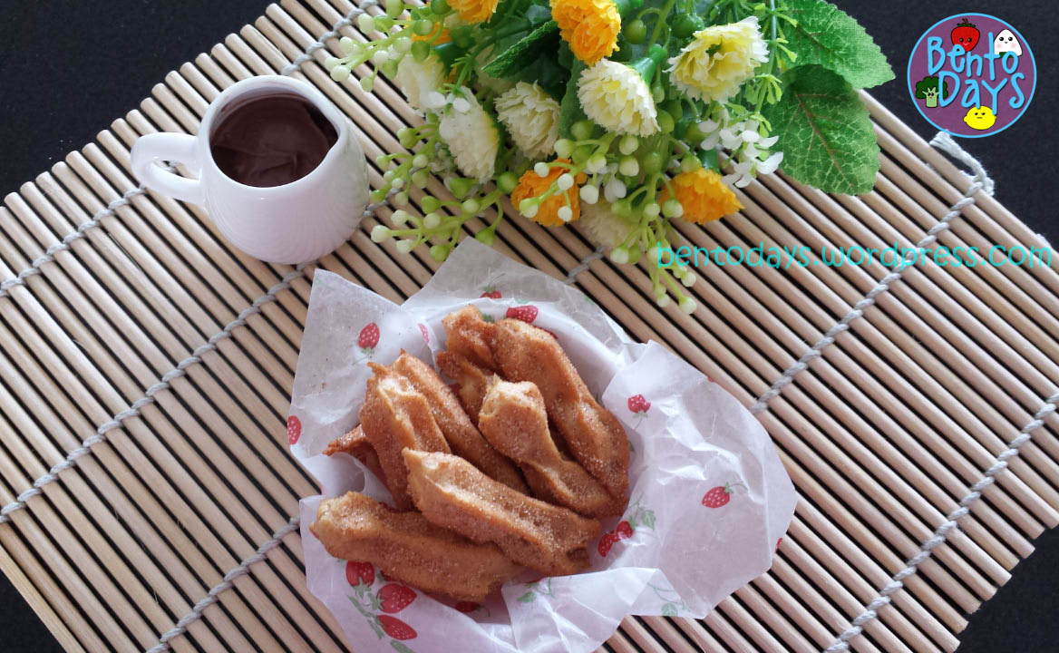 Grilled Churros With Nutella Sauce Recipes — Dishmaps