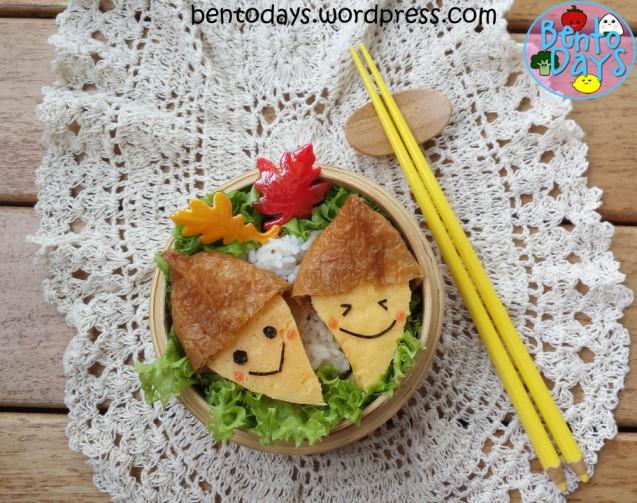 Acorn Bento | Bento Days