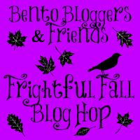 Halloween Bento Hop - Frightful Fall Blog Hop 2013