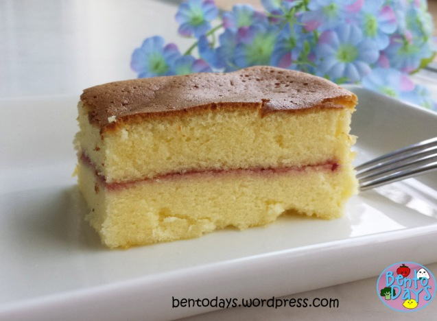 Soft As Cotton Cake | Bento Days