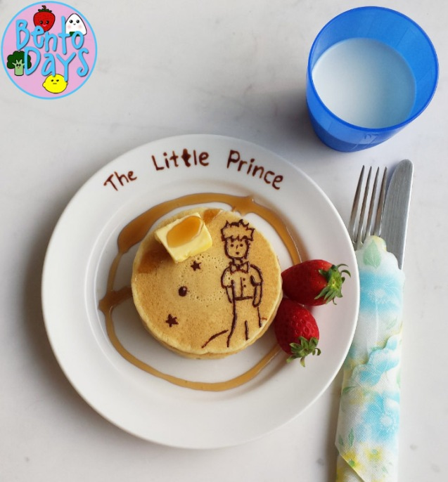 Food Art: The Little Prince | Bento Days