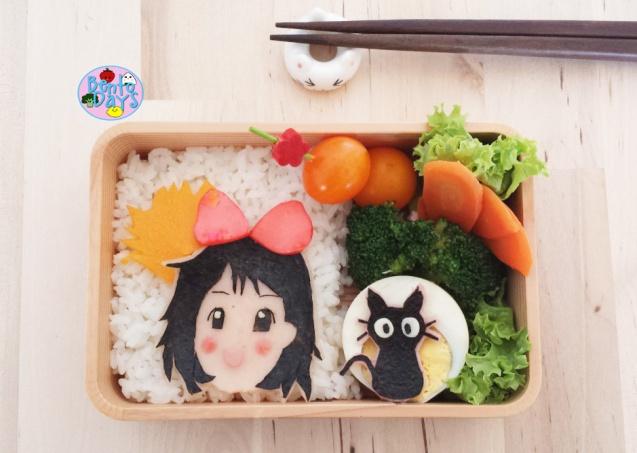 Kiki's Delivery Service bento | Bento Days