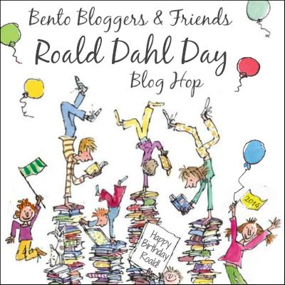 Roald Dahl Day bento hop