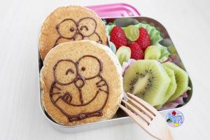 Doraemon Dorayaki Snack Bento