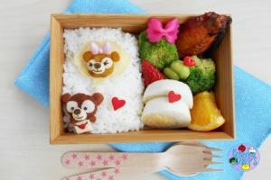 Duffy Valentines Bento