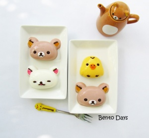Rilakkuma Milk Pudding