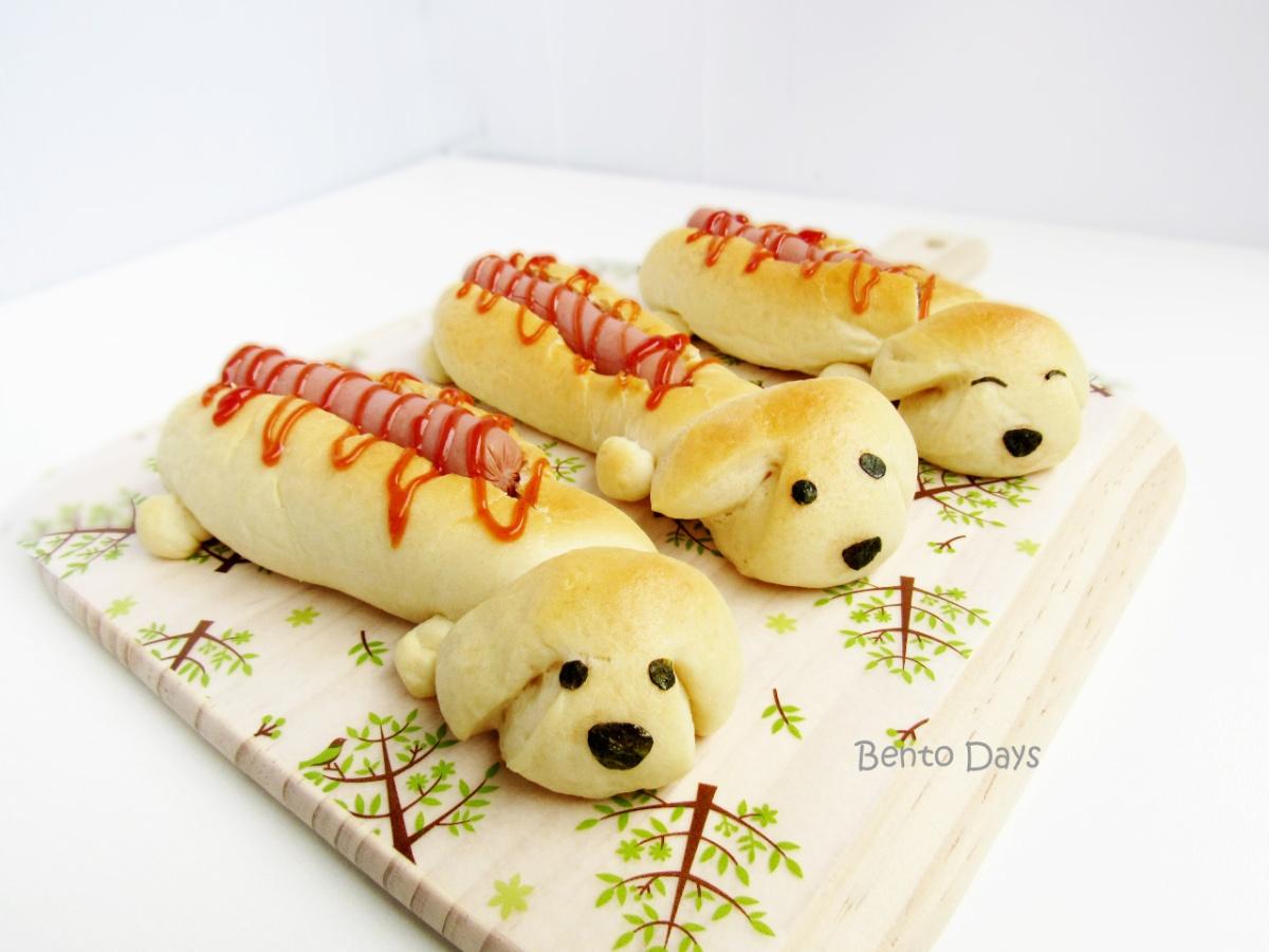 Hot Dog Bento