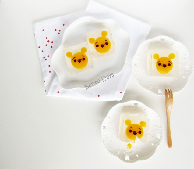 Pooh Tsum Tsum Jelly