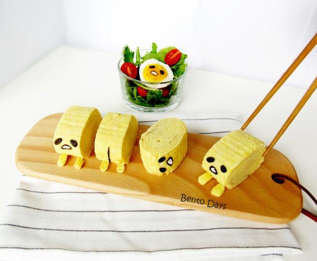 Gudetama Tamago sushi
