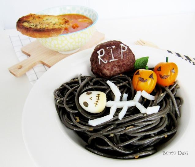 Graveyard Pasta