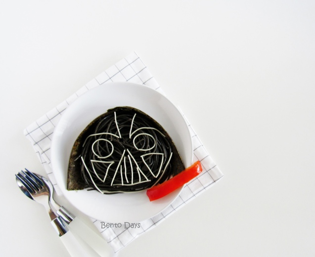 Star Wars Darth Vader pasta