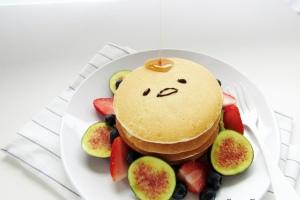 Gudetama pancakes