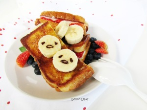 Gudetama French Toast