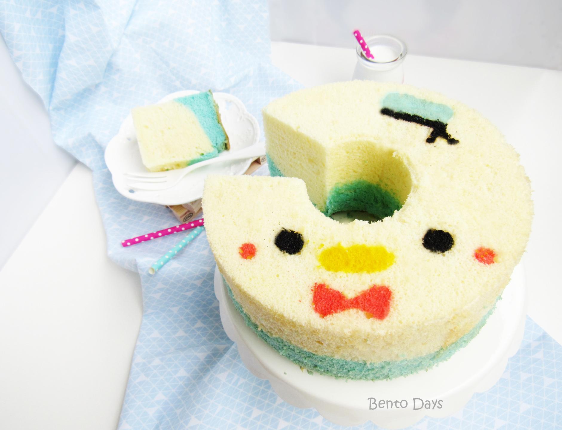 How To Make Simple Chiffon Cake